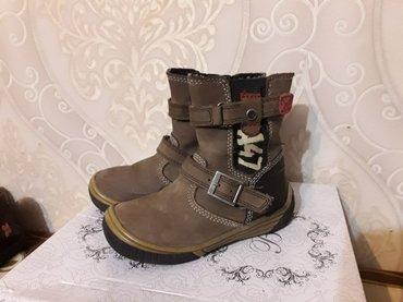 Состояние новых, осенние ботиночки 23размер в Бишкек