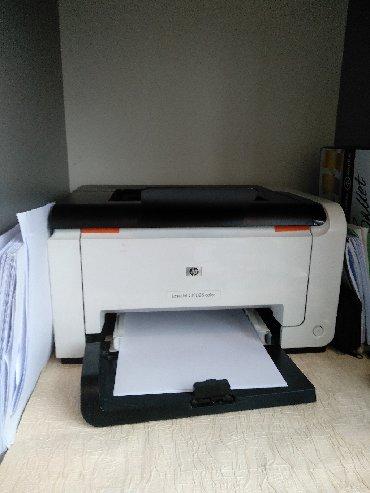 цветной принтер три в одном в Кыргызстан: Продаю цветной принтер за 6000 сом срочно