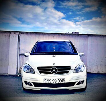 avto maşın - Azərbaycan: Mercedes-Benz B-class 2 l. 2007 | 230000 km