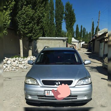 аскона-опель в Кыргызстан: Opel Astra 1.6 л. 2000