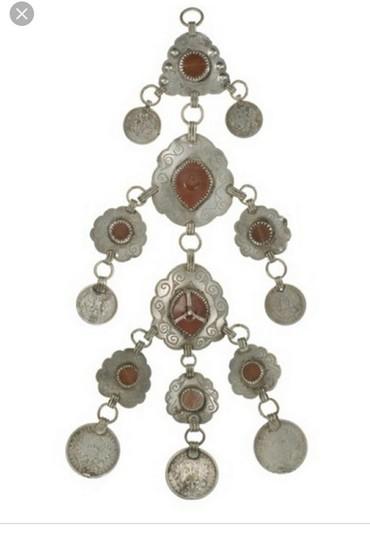 Украшения в Кызыл-Адыр: Куплю старинные украшения серебро антиквариат . пишите сюда в сообщен