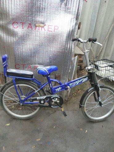 велосипед почти новый в Бишкек