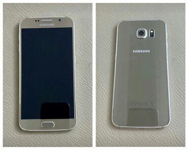 Samsung - Saray: Telefon yaddasi 32,s6 model.220 manata satilir.Ela veziyyetdedir.Hec