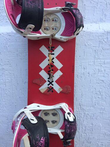 Сноуборды в Кыргызстан: Продаю японский оригинальный сноуборд,состояния идеал без царапины