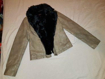 Ženska kožna jakna BATA NOVO - Novi Sad