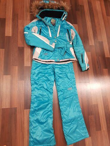 шорты теплые в Кыргызстан: Продаю лыжный костюм Kalborn. В отличном состоянии размер S . Капюшон