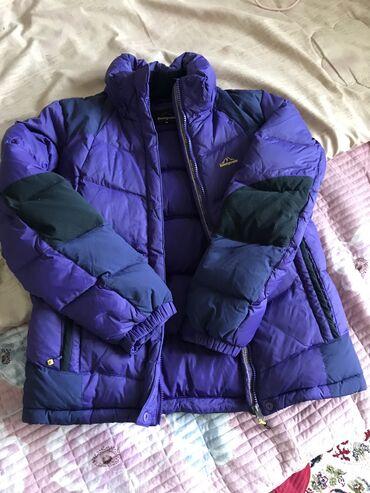 Личные вещи - Токмок: Зимняя куртка на лыжи очень теплая имеется капюшон, можно также для