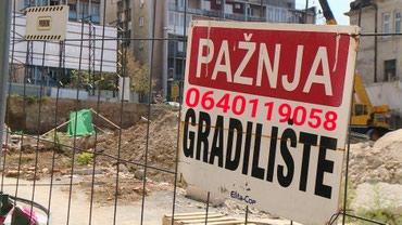 Usluge - Srbija: Izvođenje svih vrsta građevinskih radova,adaptacija,izgradnja od