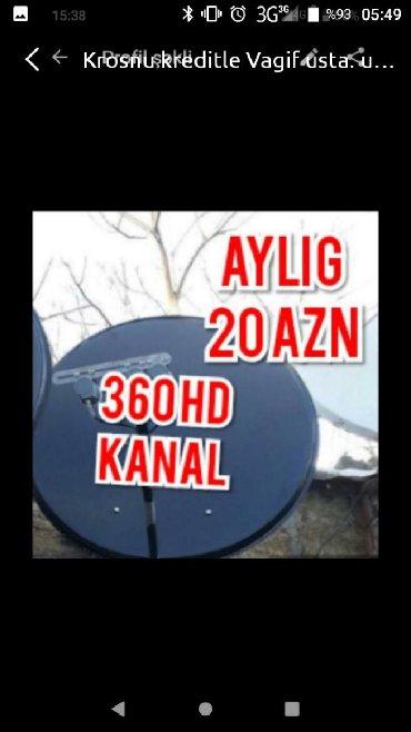 peyk antenalari - Azərbaycan: Peyk peyk antena kredit sifarişi quraşdırılması ustası usda