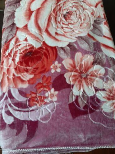 Постельное белье и принадлежности - Кыргызстан: Новые Пледы одеяло Двухспалка. Двухстороний, мягкий
