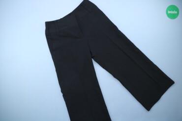 Жіночі однотонні штани Clockhouse, р. S   Довжина: 87 см Довжина кроку