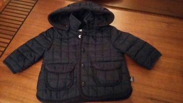 Bakı şəhərində Детская курточка в хорошом состоянии. на 0-3 месеца.
