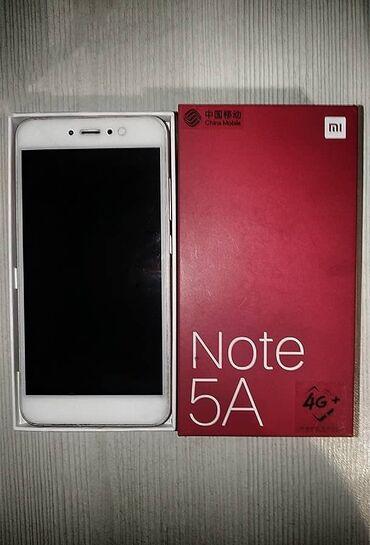 Новый Xiaomi Note 5A 16 ГБ Розовый