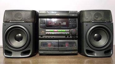 Продаю недорого оригинал AIWA музыкальный центр как усилитель. радио и