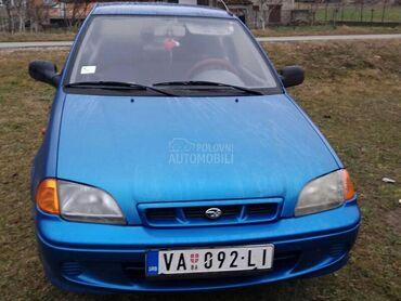 Subaru Justy 1.3 l. 2001 | 250000 km