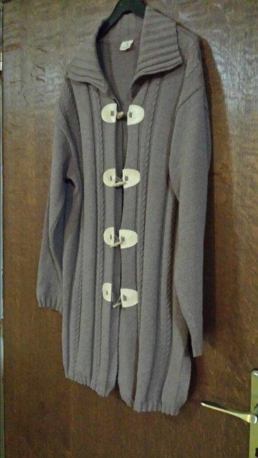 tunika džemper, malo nošen, bez oštećenja, L velicina - Velika Plana