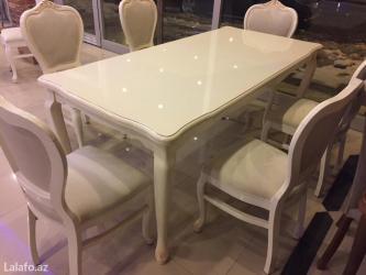 Bakı şəhərində Masa ve oturacaqlar 480 aznden b bütün mebeller fabrık