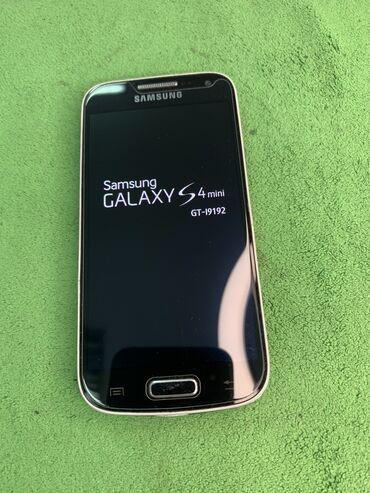 Б/у Samsung Galaxy S4 Mini Plus 8 ГБ Черный