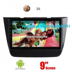 MG ZS Car audio radio update android GPS navigation camera in Kathmandu