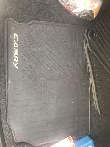 Оригинальные коврики для Toyota Camry 50  Самовывоз 11 микрорайон