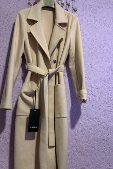 Новое пальто италия р-р 38(М) покупала в Бишкек
