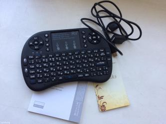 Беспроводная wifi мини клавиатура с в Лебединовка