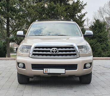 Автомобили в Бишкек: Toyota Sequoia 5.7 л. 2008 | 200000 км