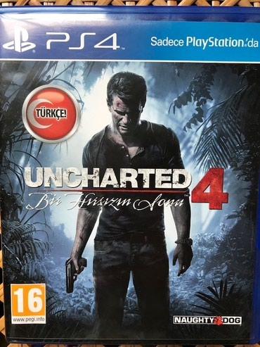 Bakı şəhərində Uncharted 4