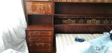 Продаю двуспальную кровать от в Бишкек