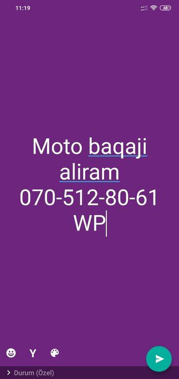 Motosiklet hissələri - Azərbaycan: Wp a weklin atin ve qiymeti yazin
