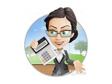 Профессиональные услуги приходящего бухгалтера. в Бишкек
