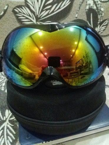 Маска очки новые с коробкой цена в Бишкек