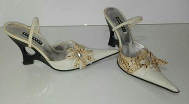 Ženske sandale. Broj 37. Štikla 9cm - Belgrade