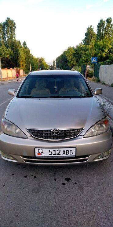 Toyota Camry 2.4 л. 2003 | 70000 км