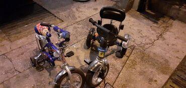 uc tekerli velosiped - Azərbaycan: 3 tekerli velosiped.normal veziyyetde