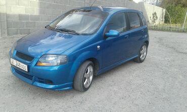 Chevrolet в Кыргызстан: Chevrolet Trans Sport 1.2 л. 2009 | 77000 км