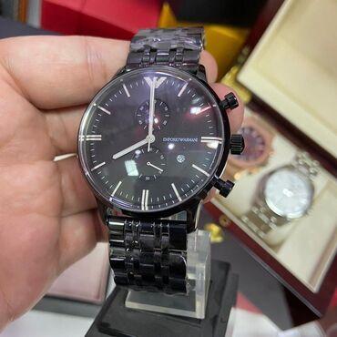 emporio armani odezhda muzhskaja в Кыргызстан: Продаю часы EMPORIO ARMANI
