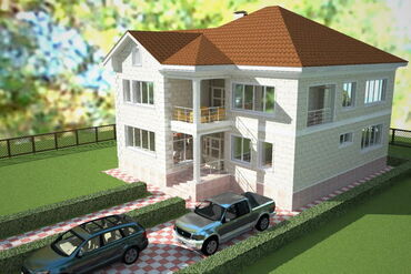 sweet home 3d biblioteki kuhonnoj mebeli в Кыргызстан: Ваш красивый фасад. Современный, оригинальный, практичный.3D-дизайн