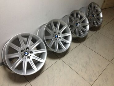 диски 17 бу в Кыргызстан: Куплю 95 стиль 2шт р 17 на BMW