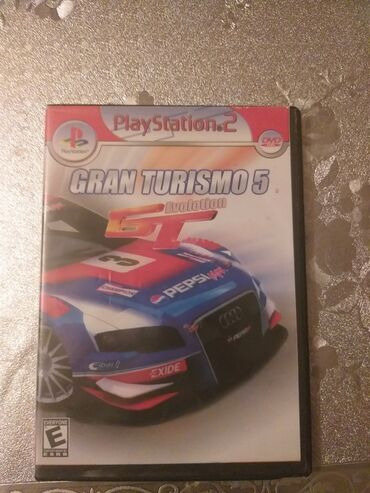 Elektronika Qubada: Ps2 Gran Turismo 5 (Evolotion)