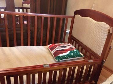 Продаю детскую кроватку от фирмы saors ( в Бишкек