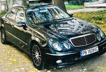 Diesel - Ελλαδα: Mercedes-Benz E 220 2 l. 2002 | 250000 km
