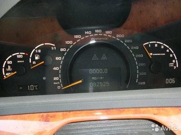 Щиток на w220 AMG v8 kompressor в Бишкек