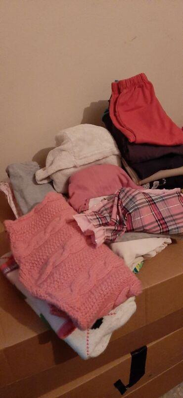 Duks sve velicine - Srbija: Paket stvari za devojcicu, sve u velicini 92 (2) ima pantalonica
