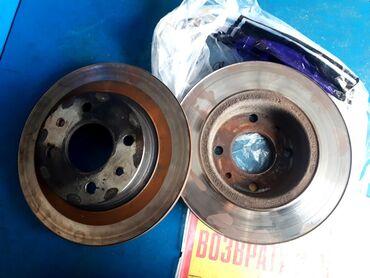 lada jellada в Кыргызстан: Тормозной диск 13-размер на ваз 2108-15
