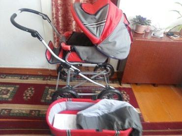 Токмок. детская коляска. зима-лето. в Токмак