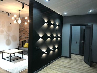 """Шикарная 2х комнатная квартира в стиле """"лофт""""ioft style в 7м"""