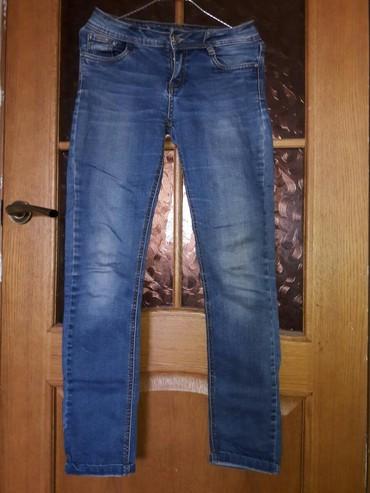 размер 26 27 в Кыргызстан: Летние джинсы для девочек,26-27 размер