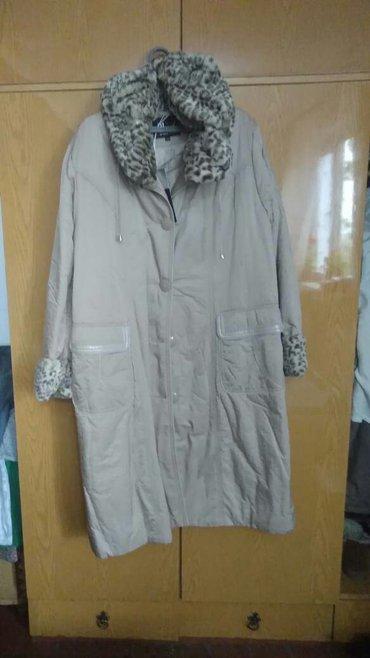 Новое пальто размер 56/58 покупали в Бишкек