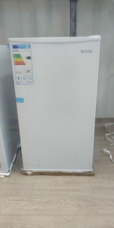 Новый Однокамерный Черный холодильник